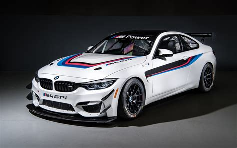 Bmw M4 Gt4 2018 4k Wallpapers
