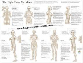 Eight Extra Meridians Acupuncture