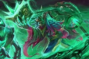 Lich Master Necromancer Dota 2 Wiki