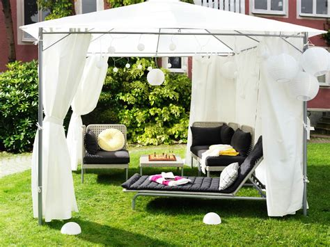 things i gazebo and for the summer on