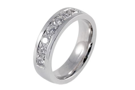 mens white gold wedding bands mens 18ct white gold 7 wedding ring