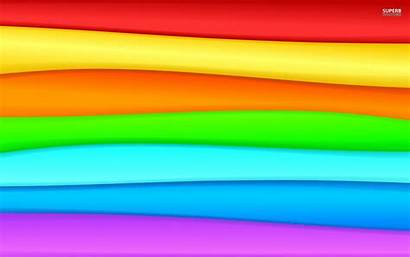 Stripes Neon Background Striped Rainbow Wallpapers Wide