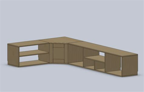 meuble de cuisine angle bas meuble tv bas angle