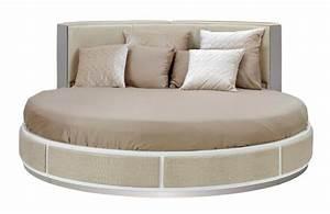 canape rond design en quelques idees tendance With canapé lit rond