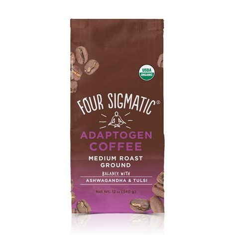 Brew four sigmatic adaptogen coffee when life gets stressful. Four Sigmatic Ground Adaptogen Coffee - I Am A Clean Eater