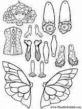 Coloring Puppet Paper Puppets Brook Cut Sheets Dolls Trout Template Crafts Colouring Printable Ferne Pheemcfaddell Articulated Fairy Toys Popular Library sketch template