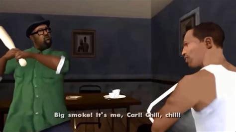 Big Smoke Memes - gta big smoke meme youtube