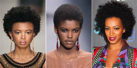 la coupe afro en  inspirations canons cosmopolitanfr