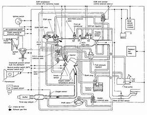 91-94 240sx Vacuum Diagrams