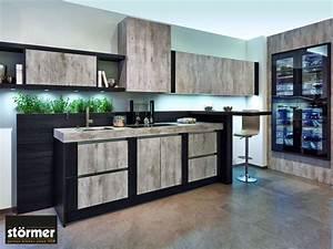 Küche In Betonoptik : k che in betonoptik varianten hersteller preise ~ Michelbontemps.com Haus und Dekorationen
