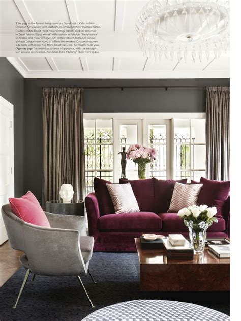 Living Room Paint Colors With Burgundy Furniture by 25 Best Ideas About Purple Living Rooms On