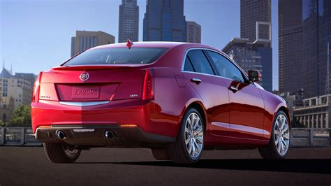 2018 Cadillac Ats Sports Sedan Photos Hit The Web