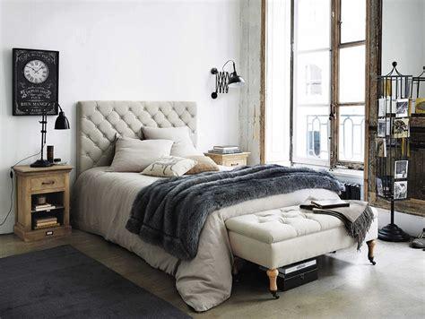 banc chambre un banc en bout de lit pratique et déco joli place