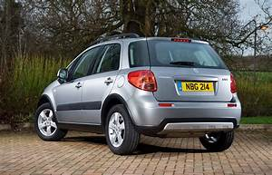 Suzuki Sx4 Gets Revised For 2010