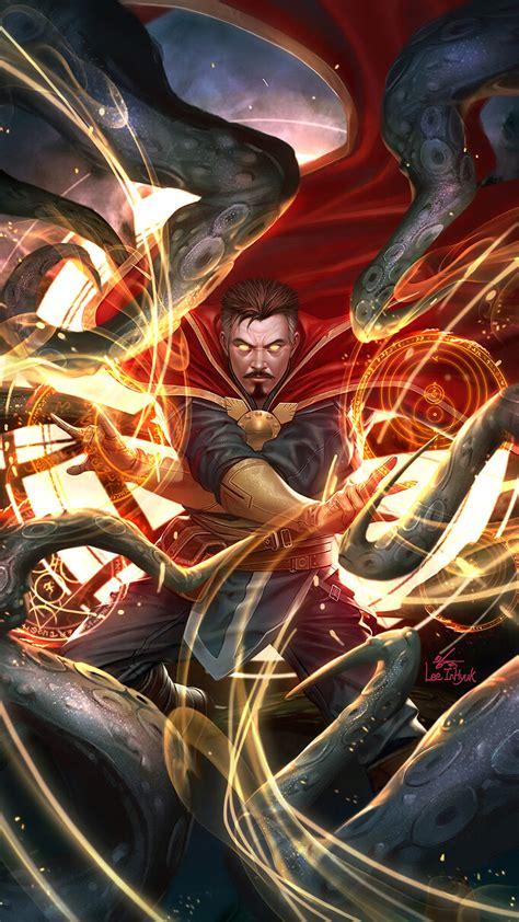 1080x1920 Doctor Strange Multiverse Art Iphone 7, 6s, 6 ...