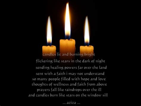 Gedicht Kerze Licht by Poem About A Candle Light Search Sentiments