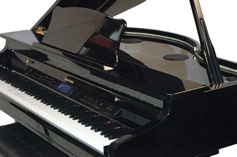 Suzuki Grand Piano by Suzuki Pianos