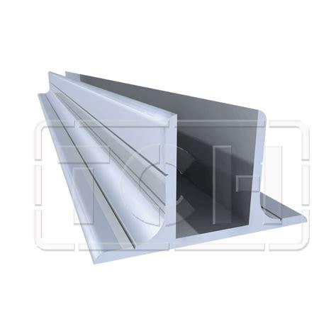 kitchen cabinets plastic 1 2 quot aluminum t channel 1 2 quot extrusions tch 3176