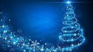 Christmas Blue Wallpaper Hd For Desktop 1920x1080