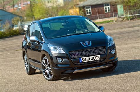 Peugeot 3008 Modification by Peugeot 3008 Thp Best Photos And Information Of Modification