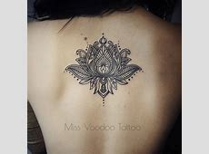 Tatouage Unalome Dos Femme Tattoo Art