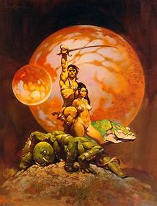 In The Mouth Of Dorkness: Dork Art: John Carter of Mars by ...
