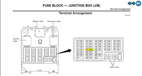 2000 Infiniti G20 Fuse Box Diagram by My Mechanic Thinks My Fuel Relay Needs To Be Replaced