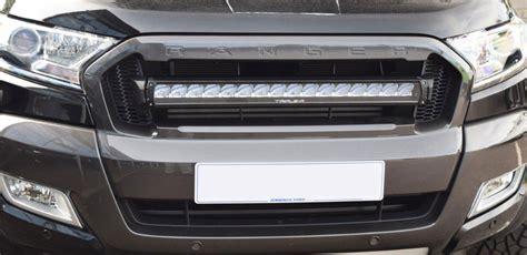ford ranger with light bar lazer lights r 16 l e d light bar for ford ranger
