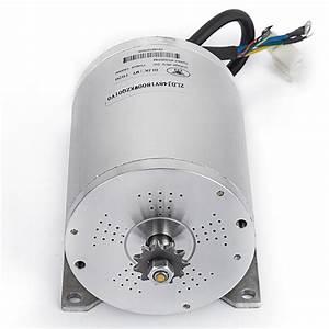 48v 1800w Brushless Motor Controller Throttle Wire Diy Go