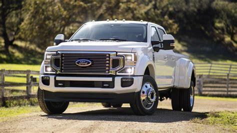 ford  series super duty packs  monster  liter