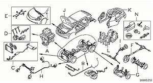 2014 Nissan Murano Crosscabriolet Oem Parts