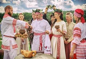 Outstanding traditional russian wedding