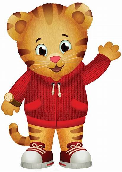 Tiger Daniel Neighborhood Pbs Katerina Tigers Characters