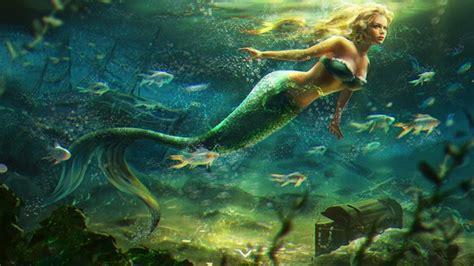 mermaid wallpaper mermaid wallpaper image 3975785 by sharleen on favim Underwater