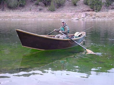 Drift Boat Models by Driftboat Plans River Driftboat Boat Plans