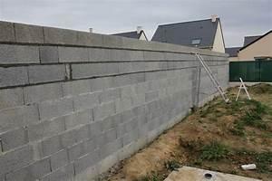 Faire Un Mur De Cloture : mur de cloture suite et am nagement du bureau notre ~ Premium-room.com Idées de Décoration