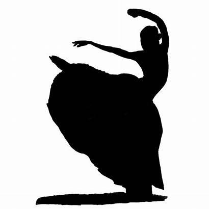 Praise Dance Silhouette Dancer Clip Clipart Transparent