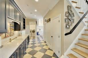 narrow galley kitchen design ideas the appeal of checkerboard floors