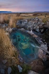 Washington and Oregon Hot Springs