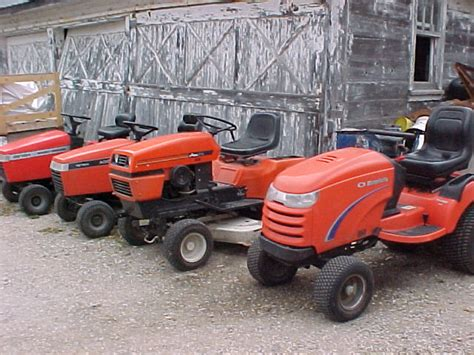 used garden tractors lawn mower tires used lawn tractors