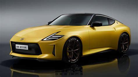 Nissan A-Z video shows new 400Z design / Nissan Z Proto ...