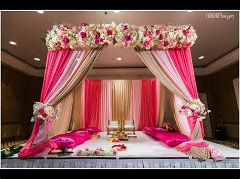 LATEST WEDDING DECORATION IDEAS 2018 FLOWER DECORATION
