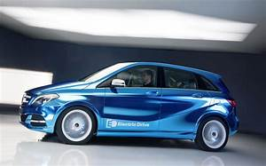 Mercedes Classe B Electrique : mercedes classe b concept electric drive prima immagine della classe b elettrica ~ Medecine-chirurgie-esthetiques.com Avis de Voitures