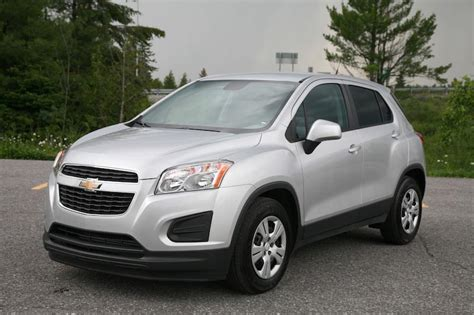 day  day review  chevrolet trax page