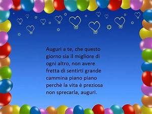 101 Best Frasi Di Buon Compleanno Images On Pinterest