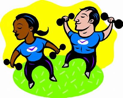 Clipart Exercise Clipartpanda Rehab Clip Fitness Workout