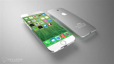 iphone 6 concept with larger screen stunning design
