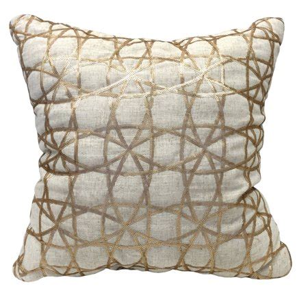 Throw Pillows For Walmart by Better Homes And Gardens Sequin Decorative Pillow