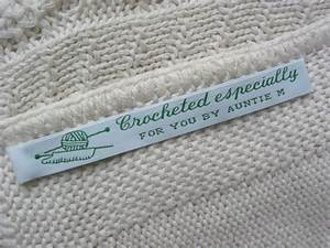 Woven clothing labels sew in labels for handmade items for How to sew labels on clothes