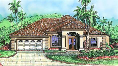 Plan 76009GW: Split Bedroom Florida Home Plan in 2020